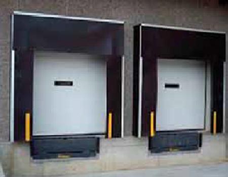 Muelles de carga y rampas elevadoras