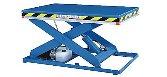 Mesas y Plataforma de Elevación