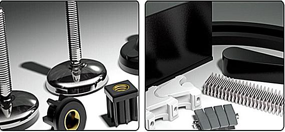 Componentes Normalizados para Transportadores